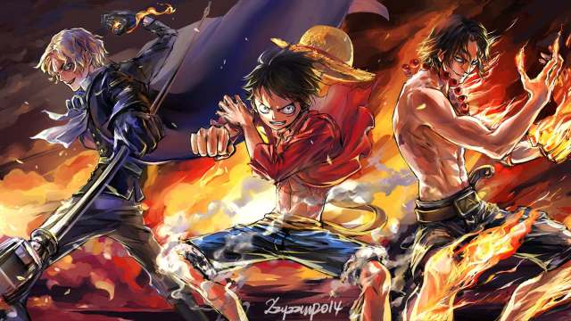 One Piece 790 Cover One Piece 790 Spoiler